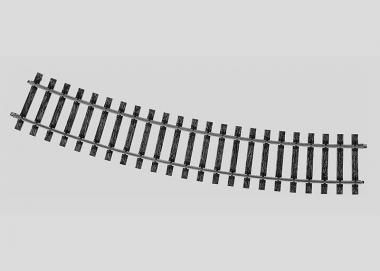 Märklin 5936 10x geb. Gleis Radius 1176 mm  22° 30' Spur 1 in Originalverpackung