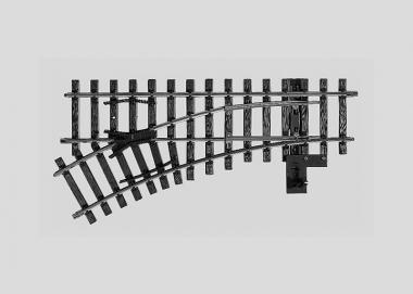 Märklin 5965 Weiche links 30° Spur 1 in Originalverpackung