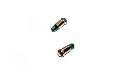 Märklin 602020 2x Glühlampe grün H0 Ersatzteil