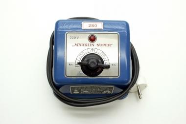Märklin 6113 Regel-Transformator 30 VA TOP ZUSTAND