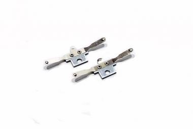 Fleischmann 614014 2x Stromabnehmer H0 Ersatzteil