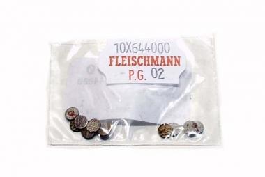 Fleischmann 644000 10x Selenplättchen H0 NEUWARE