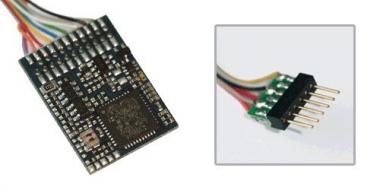 ESU 64613 Lokpilot V4.0 M4 Multiprotokoll mit Stecker NEM 651 Fabrikneu