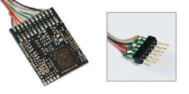 ESU 64613 Lokpilot V4.0 M4 Multiprotokoll mit Stecker NEM 651 NEUWARE