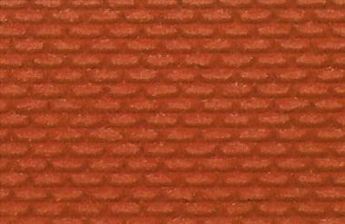 Heki 70032 dur Ziegelsteinmauer 2 Stück 28 x 14 cm Neuware