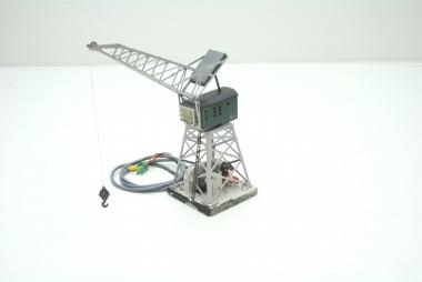 Märklin 7051 elektrischer Kran Funktion geprüft