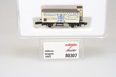 Märklin 80307 Miniclub Insider Jahreswagen 1997 unbespielt in Originalverpackung