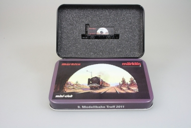 Märklin 80918 Miniclub Güterwagen Mobatreff 2011 unbespielt Originalverpackung