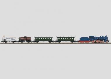 Märklin 81420 Miniclub Badischer Personenzug mit Güterbeförderung unbespielt