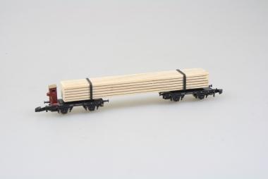 Märklin 8219 Miniclub Freight car K.W.St.E. boxed