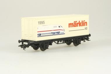 Märklin 84480 SOMO Containerwagen 60 Jahre Märklin Neuware