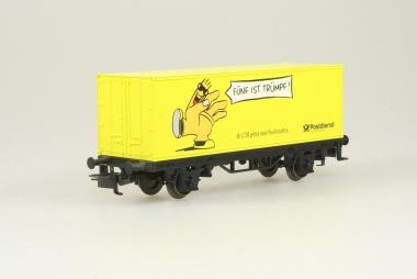 Märklin 84577 Containerwagen SoMo Neue Postleitzahlen Neuware
