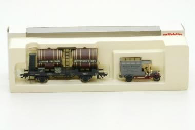Märklin 84791 Museumswagen 1991 der K.W.St.E. in H0 neu in Originalverpackung