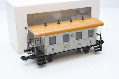 Märklin 85470 Personenwagen 150 Jahre Eisenbahnen in Württemberg Spur 1