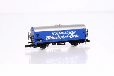 Märklin 8603 Miniclub Refrigerated car Kulmbacher Mönchshof-Bräu DB