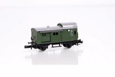 Märklin 8609 Miniclub Güterzugbegleitwagen der DB in Originalverpackung