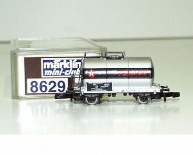 Märklin 8629 Miniclub Tank car TEXACO boxed