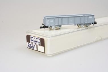 Märklin 8651 Miniclub offener Güterwagen der SBB unbespielt Originalverpackung