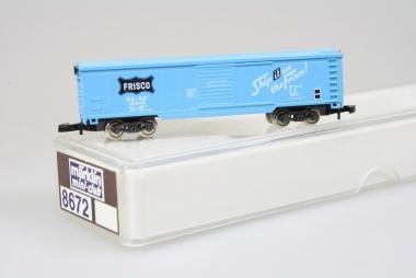 Märklin 8672 Miniclub Güterwagen der SL-SF unbespielt Originalverpackung