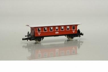Märklin Miniclub 8701 Personenwagen in Originalverpackung