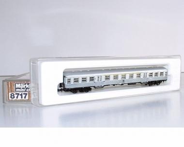 Märklin 8717 Miniclub Nahverkehrswagen Silberling der DB in Originalverpackung