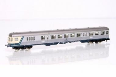 Märklin 8718 Miniclub Nahverkehrswagen mit Steuerabteil Silberling BDnf 735 DB