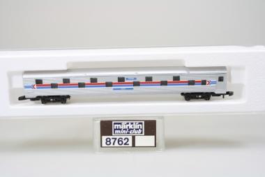 Märklin 8762 Miniclub Schlafwagen Amtrak unbespielt in Originalverpackung