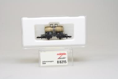 Märklin 88215 Miniclub Insider Jahreswagen 1994 unbespielt in Originalverpackung