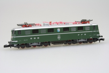 Märklin 8850 Miniclub E-Lok Br. Ae 6/6 der SBB unbepielt Funktion geprüft