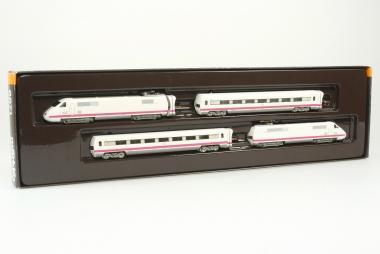 Märklin 8871 Miniclub Zugset ICE 4-teilig DB Top Zustand in Originalverpackung