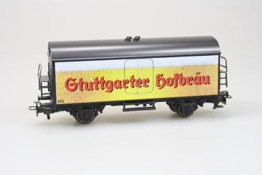 Märklin 94027 SOMO Bierwagen Stuttgarter Hofbräu in H0 in Originalverpackung