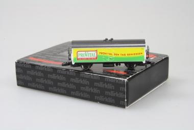 Märklin 94710 Miniclub Kühlwagen Provital unbespielt sehr selten!!!!