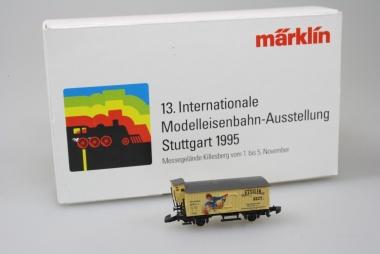 Märklin 88101 (95720) Präsentwagen Dom zu Speyer unbespielt Originalverpackung