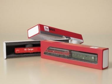 Auhagen 99305 Au-Box 200 x 47 x 30 mm Spur N Neuware