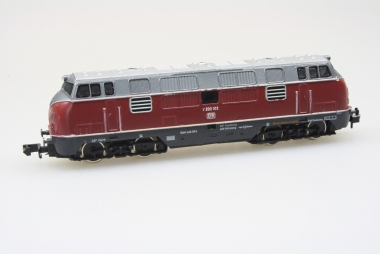 Arnold 0202 Diesellok Br. 220 103-6 der DB in Originalverpackung