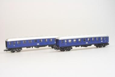 Arnold 0342 2x Personenwagen der DB in N