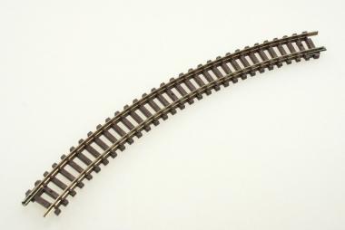 Arnold 1320 1x gebogenes Gleis N R1 = 192 mm / 45° Neuwertig neue Nr. HN8005