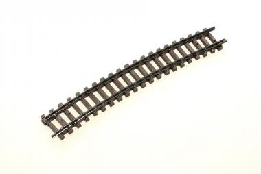 Arnold 1540 gebogenes Gleis N R3 = 400 mm / 15° Neuwertig neue Nr. HN8010
