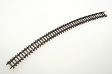 Arnold 1630 gebogenes Gleis N R4 = 430 mm / 30° Neuwertig neue Nr. HN8011