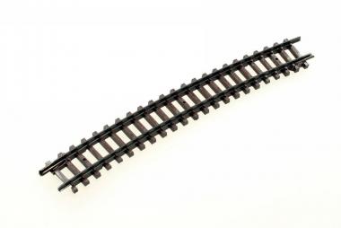 Arnold 1640 gebogenes Gleis N R4 = 430 mm / 15° Neuwertig neue Nr. HN8012