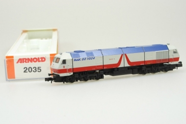 Arnold 2035 Diesellok Br. 240 der DB in Originalverpackung