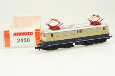 Arnold 2430 Elektrolok Br. E 10 der DB in Originalverpackung