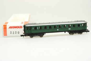 Arnold 3320 Personenwagen der DB in Originalverpackung