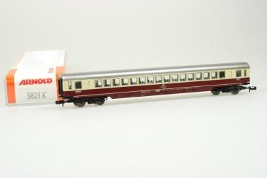 Arnold 3821 K Personenwagen der DB in Originalverpackung