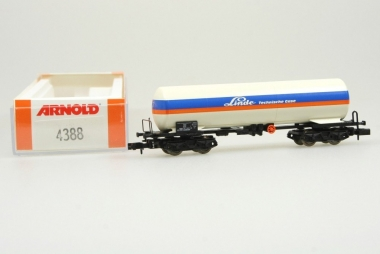 Arnold 4388 Kesselwagen der DB in Originalverpackung