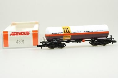 Arnold 4391 Kesselwagen der DB in Originalverpackung