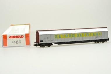 Arnold 4445-K Schiebewandwagen der DB in Originalverpackung