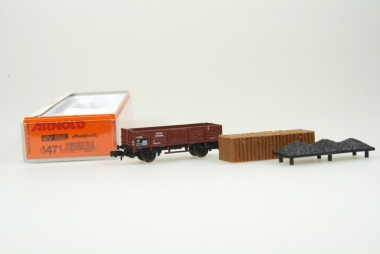 Arnold 4471 Güterwagen der DB neu in Originalverpackung