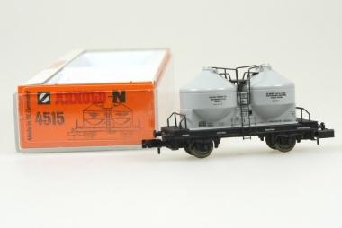 Arnold 4515 Silowagen der DB in Originalverpackung