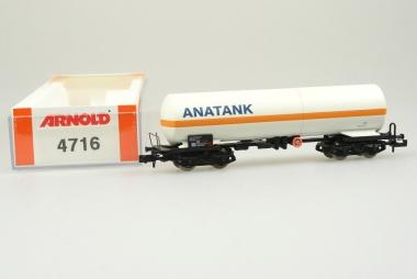 Arnold 4716 Kesselwagen der DB in Originalverpackung
